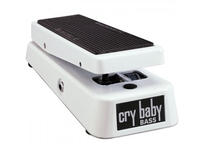 Jim Dunlop 105Q BASS WAH - WHITE