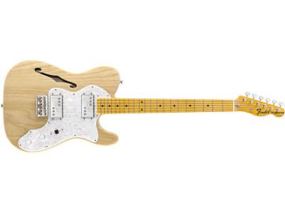 ONLINE rasprodaja - Fender American Vintage '72 Telecaster Thinline MN NAT