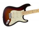 Fender American Deluxe Stratocaster MN 3TSB električna gitara električna gitara