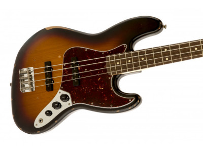 ONLINE rasprodaja - Fender Road Worn '60s Jazz Bass RW 3TS