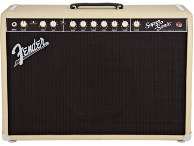 Fender Super-Sonic 60 Combo Blonde