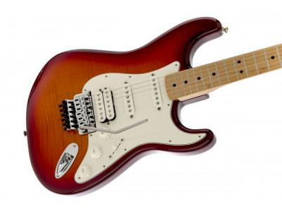 ONLINE rasprodaja - Fender Standard Stratocaster FR PLUS TOP MN ACB