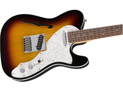 ONLINE rasprodaja - Fender Deluxe Telecaster Thinline RW 3TSB