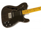 ONLINE rasprodaja - Fender Modern Player Telecaster Thinline DLX MN BLKTRNS električna gitara