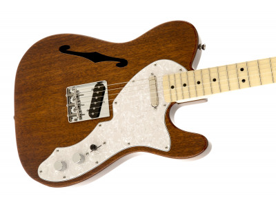 Squier By Fender Classic Vibe Telecaster Thinline MN NAT