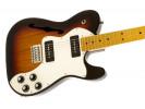 ONLINE rasprodaja - Fender Modern Player Telecaster Thinline Deluxe MN 3TSB električna gitara električna gitara