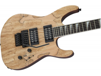 Jackson X Series Soloist™ SLX Spalted Maple NAT