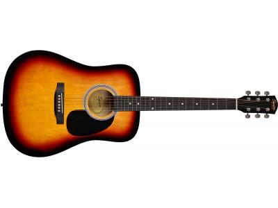 Squier By Fender SA-105 Sunburst