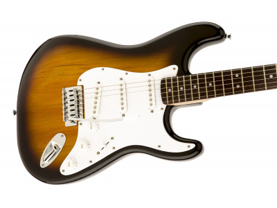 Squier By Fender Bullet Stratocaster with Tremolo RW BSB