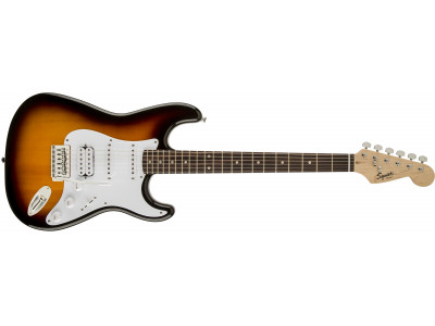 Squier By Fender Bullet Stratocaster with Tremolo HSS LRL BSB