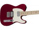 Squier By Fender Contemporary Telecaster® HH MN DRK MET RD