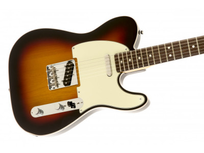 Squier By Fender Classic Vibe Custom Telecaster® RW 3TS