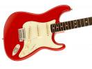 Squier By Fender Simon Neil Stratocaster® RW FRD električna gitara električna gitara