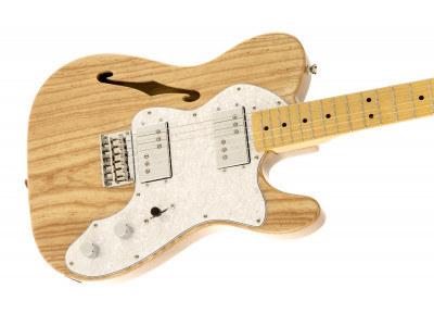 Squier By Fender Vintage Modified '72 Telecaster® Thinline MN NAT