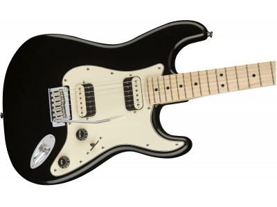 Squier By Fender Contemporary Stratocaster® HH MN BLK MET