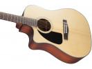 Fender CD-100CE Left-Hand NAT akustična gitara akustična gitara