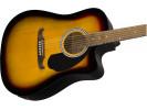 Fender FA-125CE Dreadnought WN SB akustična gitara akustična gitara