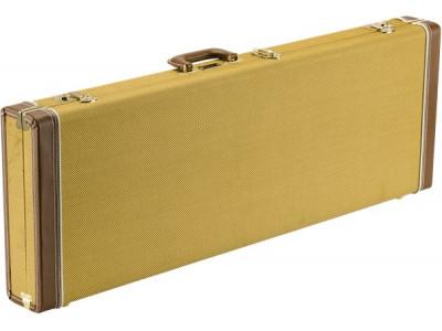 Fender PRIBOR Classic Series Wood Case - Strat®/Tele®, Tweed