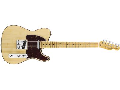 ONLINE rasprodaja - Fender Lamboo Telecaster NAT