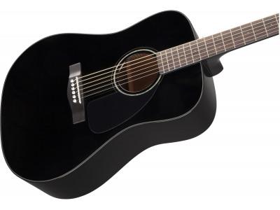 Fender CD-60 Dread V3 WN BLK