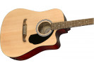 Fender FA-125CE Dreadnought WN NAT akustična gitara akustična gitara