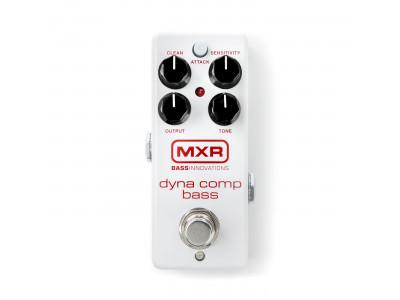 MXR M282G1 BASS DYNA COMP MINI