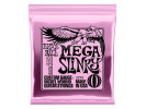 Ernie Ball MEGA SLINKY NICKEL WOUND ELECTRIC GUITAR STRINGS - 10.5-48