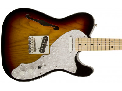 ONLINE rasprodaja - Fender Classic Series '69 Telecaster Thinline MN 3TS