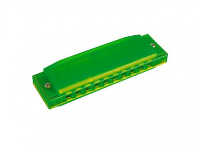 Hohner Happy Harp green C