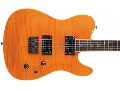 Fender Spec Ed Custom Telecaster® FMT HH RW AMB