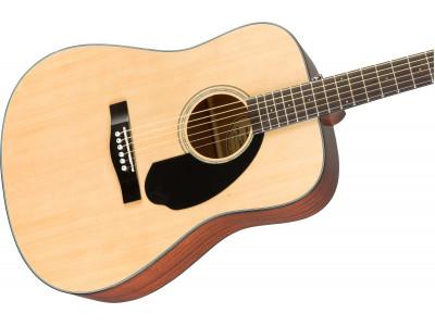 Fender CD-60S Dreadnought WN NAT