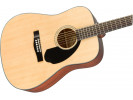 Fender CD-60S Dreadnought WN NAT