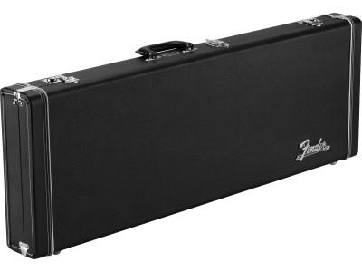 Fender PRIBOR Classic Series Wood Case - Strat®/Tele® BLK