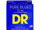 DR Handmade Strings Pure Blues PHR 10