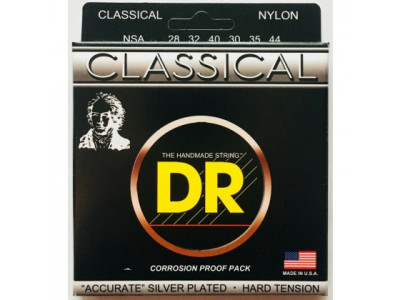 DR Handmade Strings Classical NSA