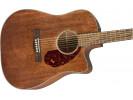 Fender CD-60SCE All-Mah Satin FSR akustična gitara akustična gitara