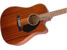 Fender CD-60SCE Dreadnought WN All-Mah akustična gitara akustična gitara