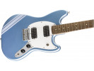 Squier By Fender FSR Bullet® Competition Mustang® HH LRL COMP LPB električna gitara električna gitara
