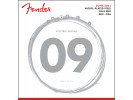 Fender PRIBOR Super 250 Guitar Strings, Nickel Plated Steel, Ball End, 250LR Gauges .009-.046