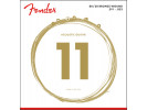 Fender PRIBOR 80/20 Bronze Acoustic Strings. Ball End. 70CL .011-.050 Gauges