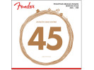Fender PRIBOR 7060 Acoustic Bass Strings, Phosphor Bronze, .45-.100 Gauges