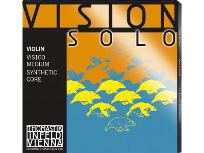 Thomastik Vision Solo VIS100 Violin Set