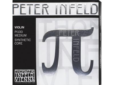 Thomastik Peter Infeld Violin Set PI100 4/4