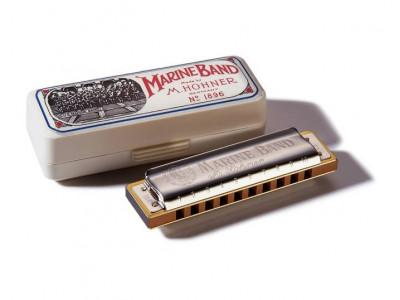 Hohner Marine Band Classic D-major