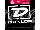 Jim Dunlop DBN45100 BASS-NKL MED LT 4/Set