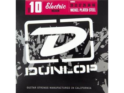 Jim Dunlop DEN1046 EL-NKL MEDIUM 6/Set
