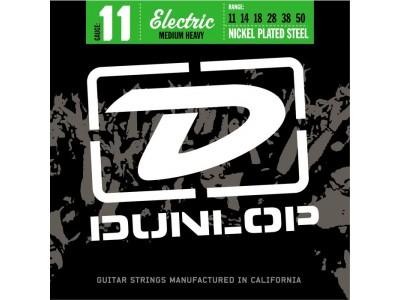 Jim Dunlop DEN1150 EG-NKL MED HEAVY 6/Set