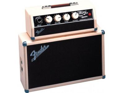 Fender Mini Amps - Mini Tone Master - Head & Box