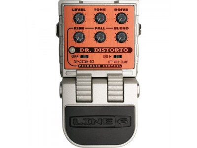 RASPRODAJA - pedale, procesori, efekti LINE6 Dr Distorto