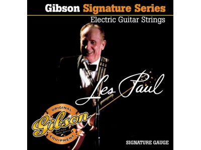 Gibson PRIBOR Les Paul Sig. Electric .009-.046